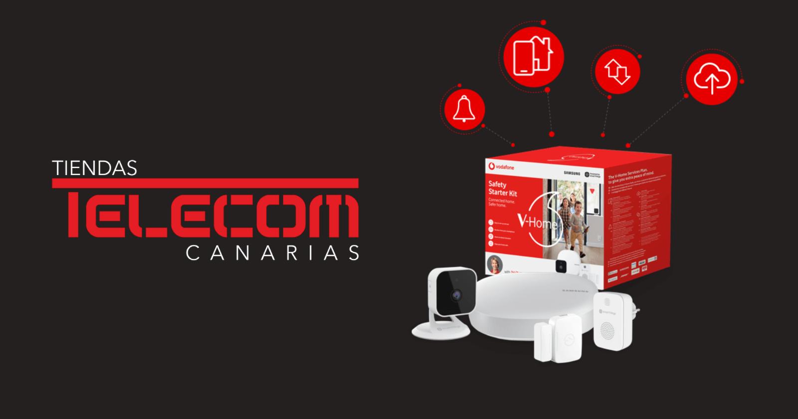 Tiendas Vodafone en Canarias, Vodafone Tenerife, V-Home Canarias,